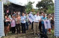 SAPAZ dio el banderazo de inicio a obras en la Colonia Primero de Mayo
