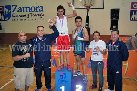 Comenzaron a darse las primeras medallas de la Olimpiada Municipal