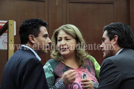 En Michoacán el 64.5% de las mujeres tienen una relación violenta: Cristina Portillo