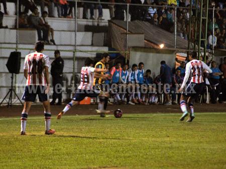 Real Zamora cayó en casa ante Chivas Rayadas