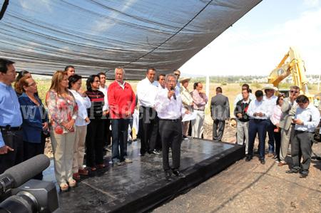 En Michoacán se invierten 5 mil mdp en 70 proyectos relacionados con zonas metropolitanas: SJG