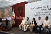 Recibe gobierno estatal un millón 300 mil litros de combustible de Pemex para fuerzas de seguridad