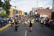 Deportistas engalanaron desfile del 20 de Noviembre
