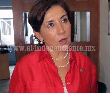 No hay crisis ni rupturas en el PAN: Kena Méndez, diputada local