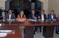 Anunció Silvano Aureoles la llegada de 20 mdp para obras en Zamora