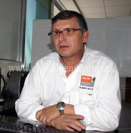 Confirman 373 casos de dengue clásico en la Jurisdicción Sanitaria Zamora