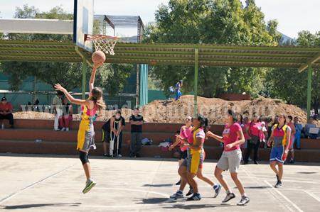 La Liga DIA brindó grandes encuentros y cerrados scores en Olimpiada Municipal