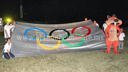 Todo listo para arrancar la Olimpiada Municipal Zamora 2014