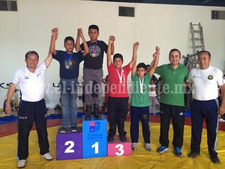 Penthatlón Deportivo presente en la Olimpiada Municipal