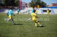 San Vicente se llevó la victoria sobre San Simón por 5-2