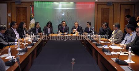 Urgente localizar recursos entregados por la federación para ayuntamientos michoacanos: Silvano