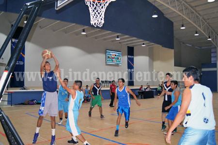 UNIVA Zamora participará en la Liga Semi profesional de básquetbol ADEMEBA