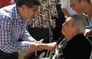 Salvador Romero, diputado federal Entregó apoyos a gente vulnerable de la región Ciénega