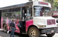 Transportistas en quiebra, no habrá mejora en unidades