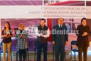 Invierten 224 mdp en rehabilitación de planteles de educación básica