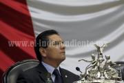 Propone Silvano separación de las funciones de la Comisión para la seguridad y el Desarrollo Integral de Michoacán
