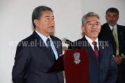 Jaime Esparza cortina nuevo secretario de gobierno