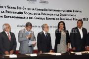 GOBIERNO FEDERAL DESTINA 89 MDP EN ACCIONES DE PREVENCIÓN SOCIAL DE LA VIOLENCIA Y LA DELINCUENCIA EN MICHOACÁN