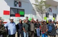 Se fractura el PRI por supuesta imposición de Carlos Lugo por la alcaldía de Zamora
