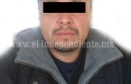 Cae ex director de SP de La Piedad por nexos con el crimen organizado