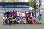 """Inauguran primer Torneo """"Bonches"""" de Fútbol rápido"""