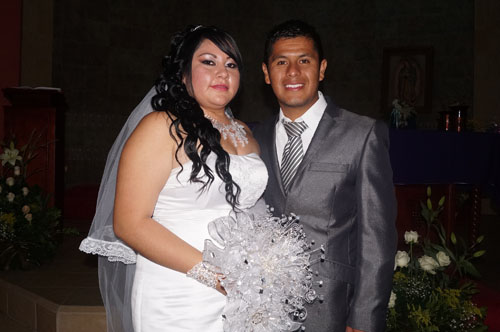 Cristina y Omar