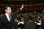 Agradeció Silvano la oportunidad de servir a México en la Cámara de Diputados