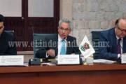 Presenta Salvador Jara avances de comisión México-Asia Pacífico en reunión de la Conago