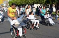 Realizan la tradicional Jornada por La Paz en Sahuayo