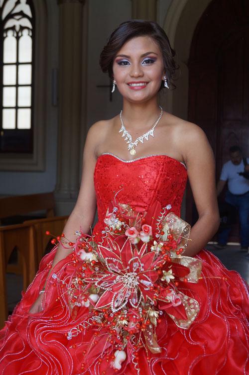 Quinces de María Fernanda