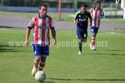 Romero de Guzmán dio la vuelta al marcador y le ganó a Aluzamich