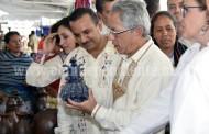 Celebra el gobernador que la tradición artesanal de Michoacán con la participación de nuevas generaciones