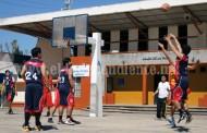 Ballers le sacó el juego a los estudiantes del CBTIS 52