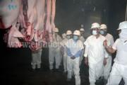 · Gobierno del estado y Sagarpa inauguran rastro TIF con capacidad para sacrificio de 300 cerdos al día