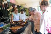 El encuentro de cocineras tradicionales es ya un producto turístico internacional