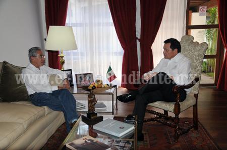 Michoacán, ejemplo de cómo se hace la prevención de la violencia y delincuencia: SJG