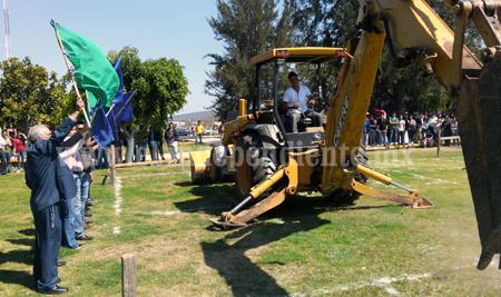 Arrancó construcción de la nueva cafetería del Tec de Zamora