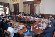 Michoacán requiere de un proceso electoral ordenado, propositivo y respetuoso:JEC