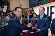 Es Silvano el proyecto que mayor número de partidos políticos respaldan