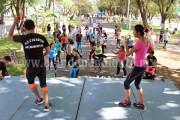 Vía Deportiva festejó el Día de la Familia en la Calzada Zamora-Jacona
