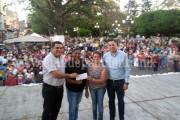 Ayuntamiento de Los Reyes realizó donativo al CAM