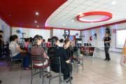 Exitoso taller El valor de la mujer,  en Los Reyes
