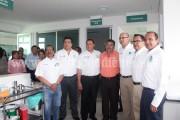 Entregó IMSS nueva unidad médica familiar en Yurécuaro