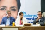 """Llevará """"Cocoa"""" Calderón vivienda digna a las comunidades de Michoacán"""