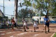 Realizan promocional de atletismo en preparación a la Olimpiada del ramo
