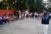 Invita Cesar Palafox a reyenses a su arranque de campaña