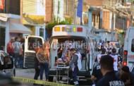 Encapuchados rafaguean a galleros;  hay cuatro muertos y cinco heridos