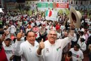 Impulsaremos la industria de la alfarería y la cantera de Tlalpujahua en todo el país y en el extranjero: Chon Orihuela
