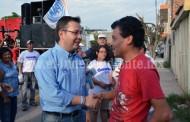 Más que un político, quiero ser un buen presidente para Zamora: Gerardo García