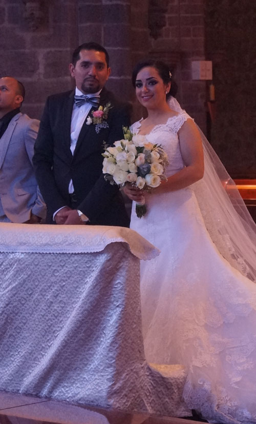 Jorge & Pilar